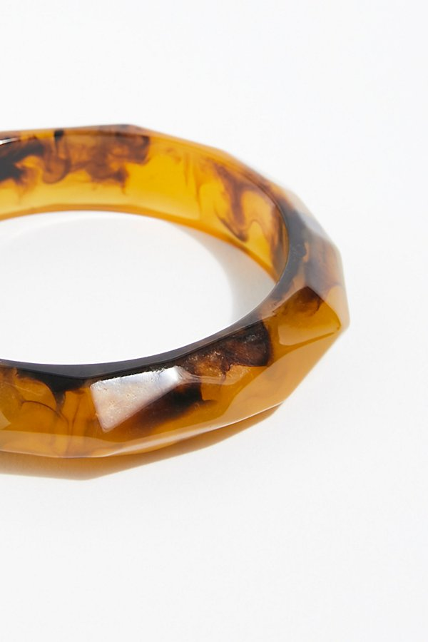 Slide View 3: Resin Bangle