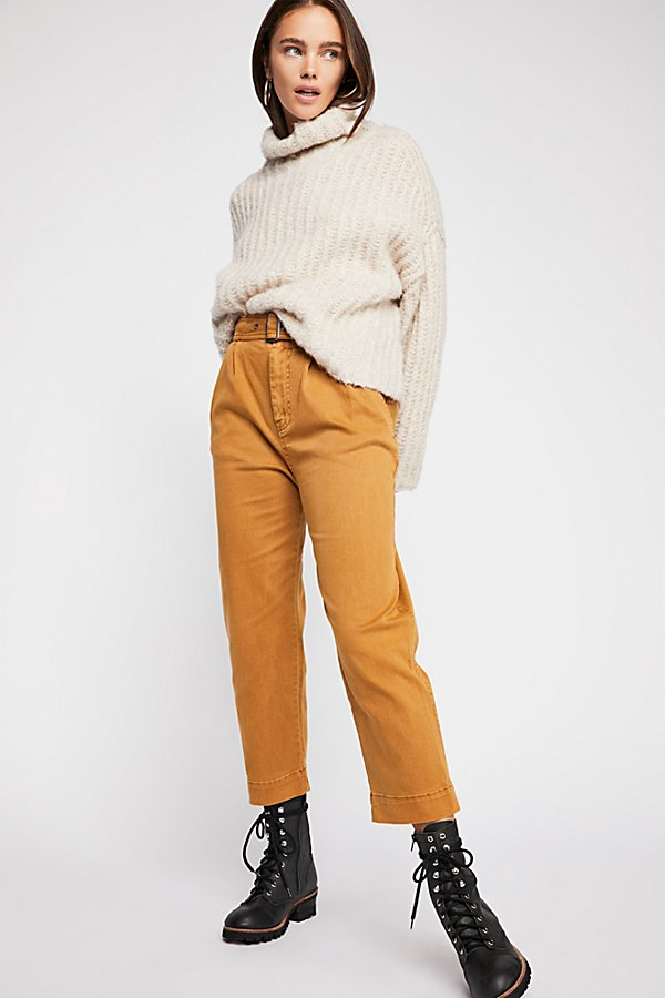 Slide View 1: Seamed Like The Real Thing Trousers