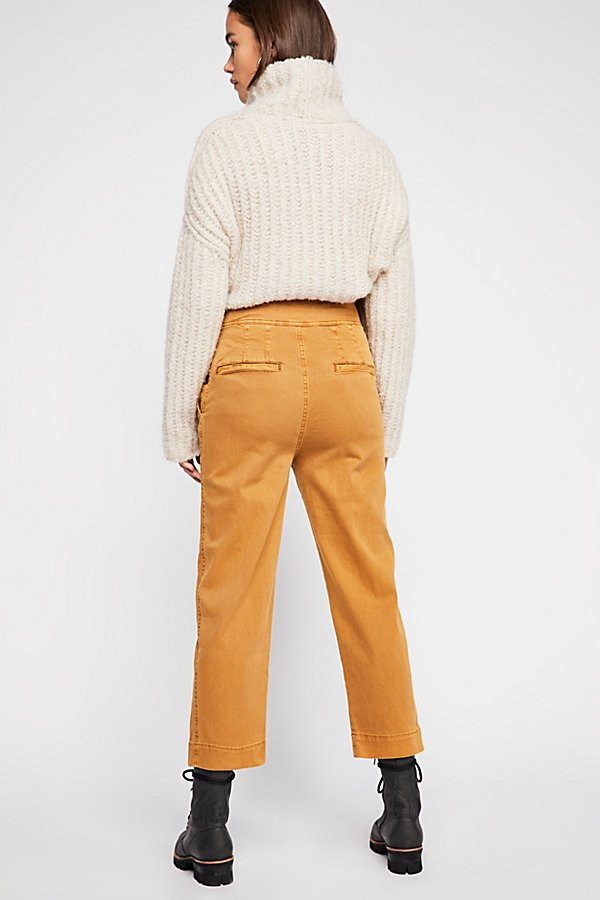 Slide View 2: Seamed Like The Real Thing Trousers