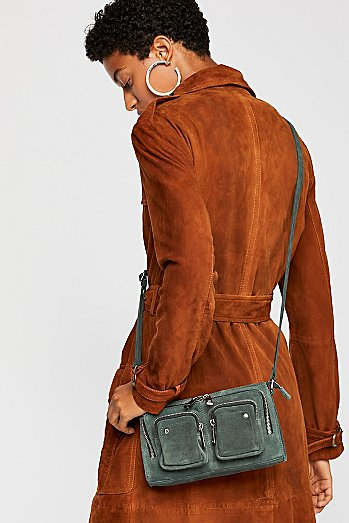 Stine Double Pocket Crossbody