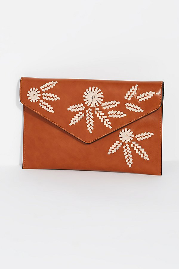 Slide View 2: Alba Floral Envelope Clutch