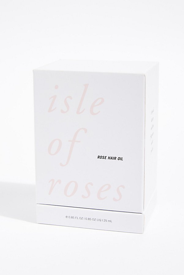 Slide View 2: Isle Of Roses Hair Oil