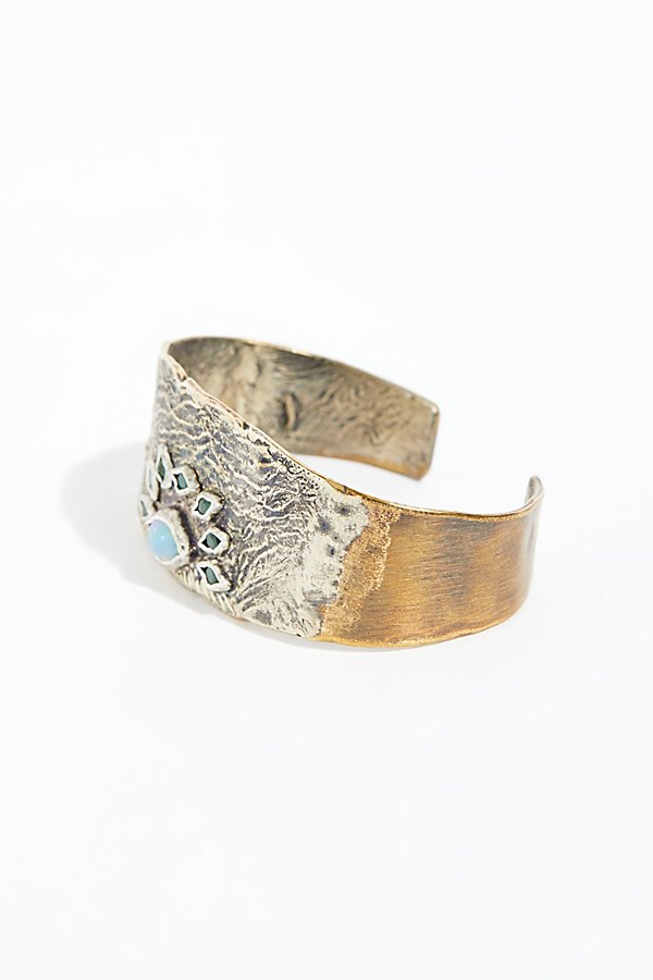 Slide View 2: Opal Eyes Cuff