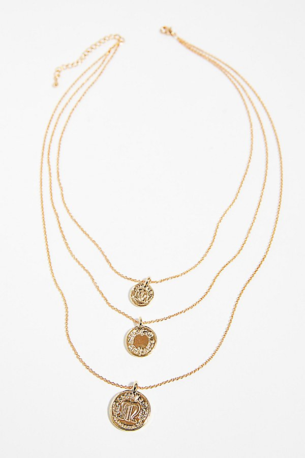 Slide View 2: Maj Layered Necklace