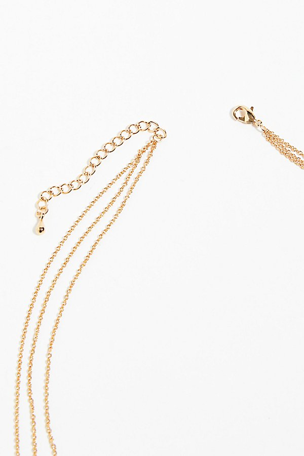 Slide View 4: Maj Layered Necklace