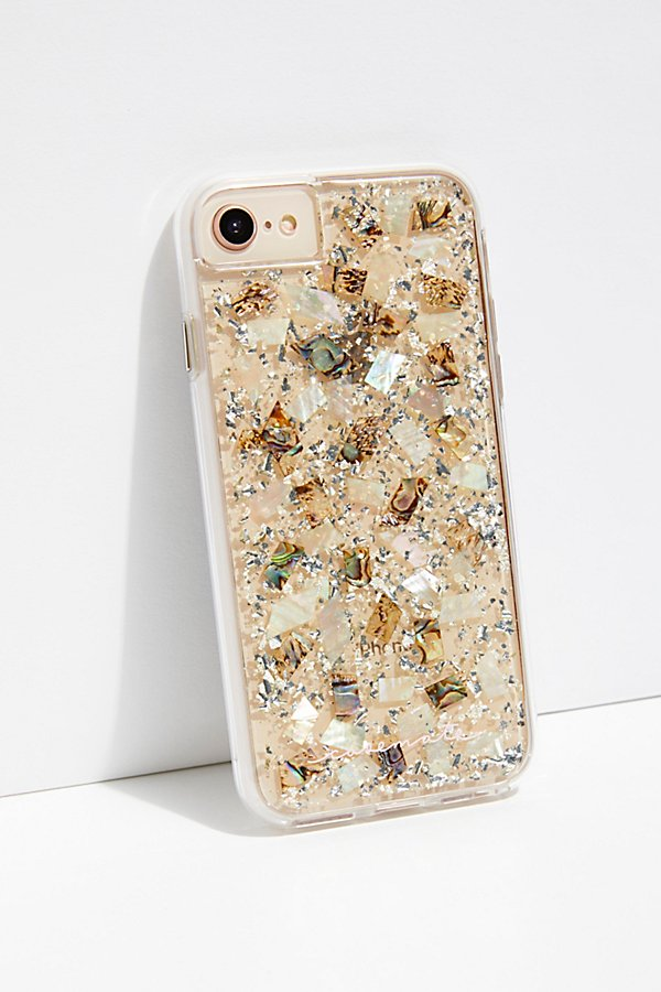 Slide View 1: Mother Of Pearl Phone Case