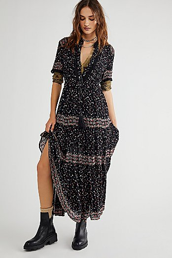 Rare Feelings Maxi Dress