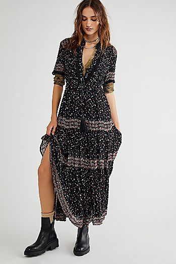 Black Dresses Free People