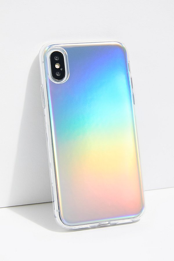 Slide View 1: Aura Holographic Iphone Case