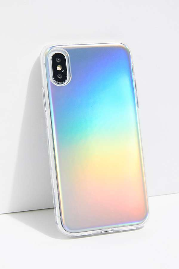 Aura Holographic Iphone Case | Free People