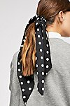 Thumbnail View 1: Polka Dot Scarf Pony
