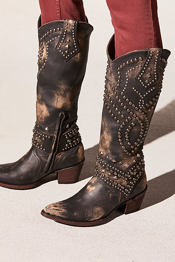 Slide View 1: Belinda Western Boot