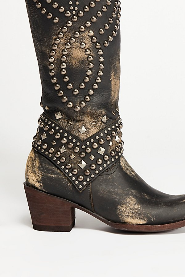 Slide View 3: Belinda Western Boot