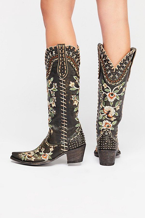 Slide View 4: Almost Famous Western Boot