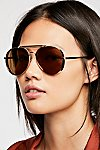 Thumbnail View 1: Viva Las Aviator Sunglasses