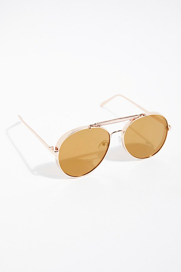 Slide View 2: Viva Las Aviator Sunglasses