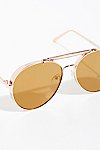 Thumbnail View 3: Viva Las Aviator Sunglasses