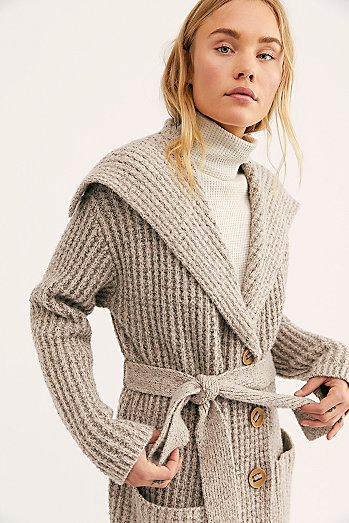 Taffy Sweater Cardi