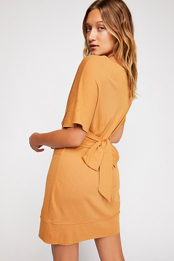 Slide View 2: Chantilly Mini T-Shirt Dress