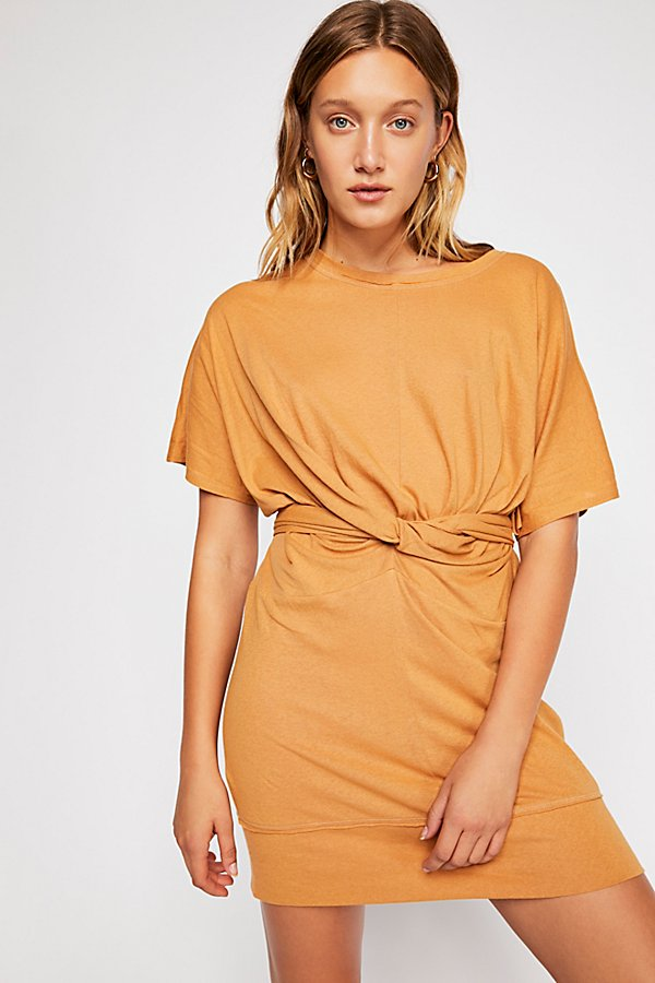 Slide View 1: Chantilly Mini T-Shirt Dress