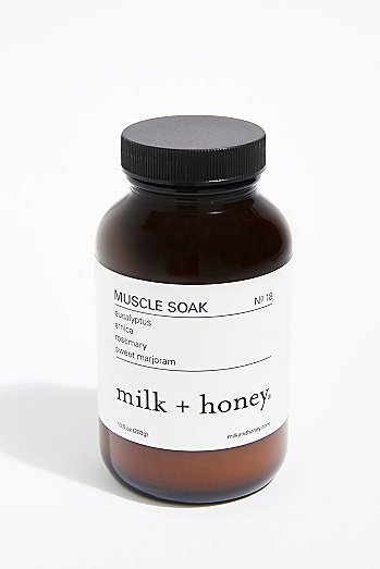 Milk + Honey Muscle Soak