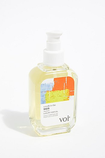 Voir Walk In The Sun Hair Oil