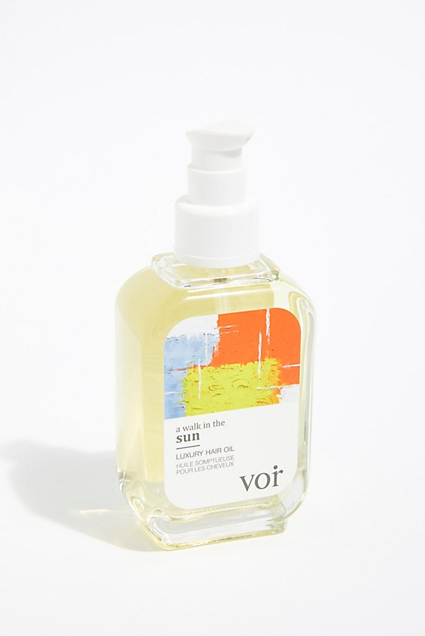 Slide View 1: Voir Walk In The Sun Hair Oil