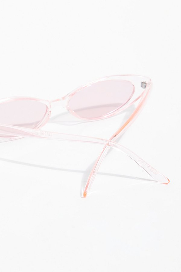 Slide View 4: Pink Lady Cat Eye Sunglasses