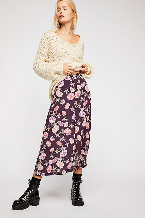 Slide View 2: Sophia Midi Skirt