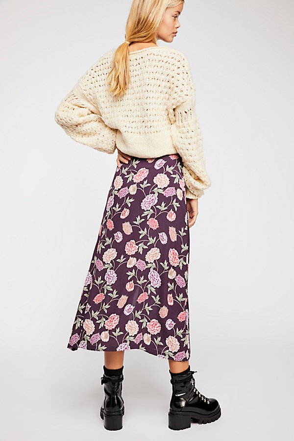 Slide View 3: Sophia Midi Skirt