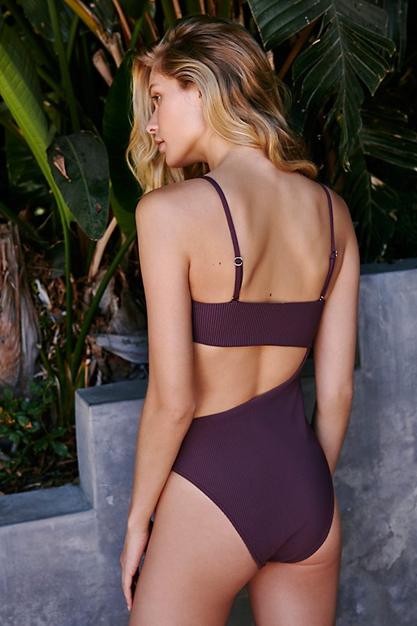 Slide View 3: Carter One-Piece Swimsuit