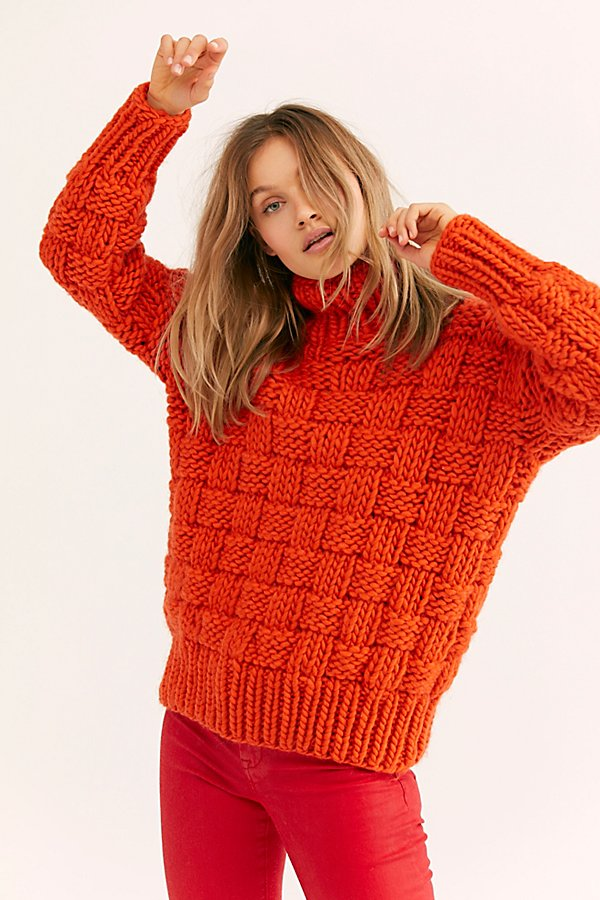 Slide View 1: Tall Poppy Jumper