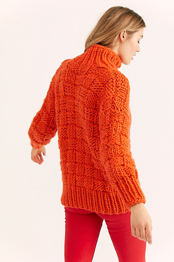 Slide View 2: Tall Poppy Jumper