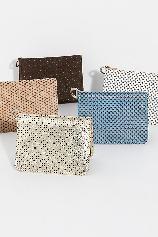 Slide View 1: Polly Perforated Wallet