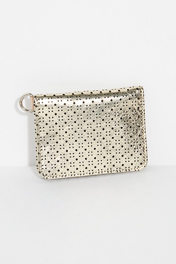 Slide View 2: Polly Perforated Wallet