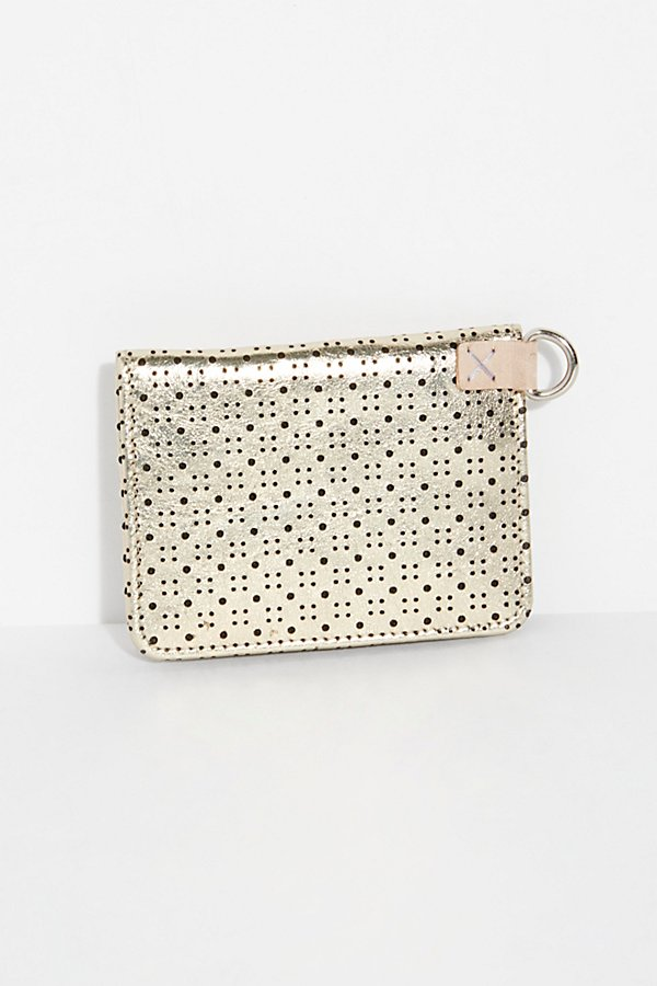 Slide View 3: Polly Perforated Wallet