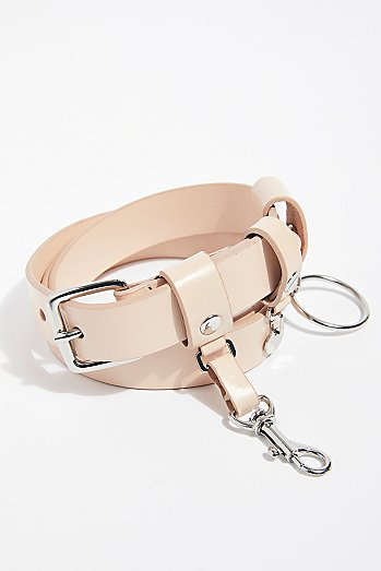 Charmed Leather Belt