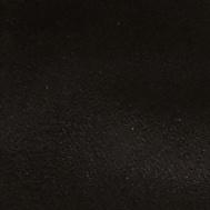 黑色人造绒面革