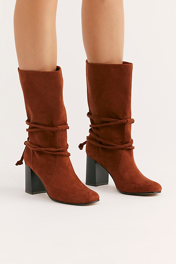 Slide View 2: Vegan Cruz Ankle Boot