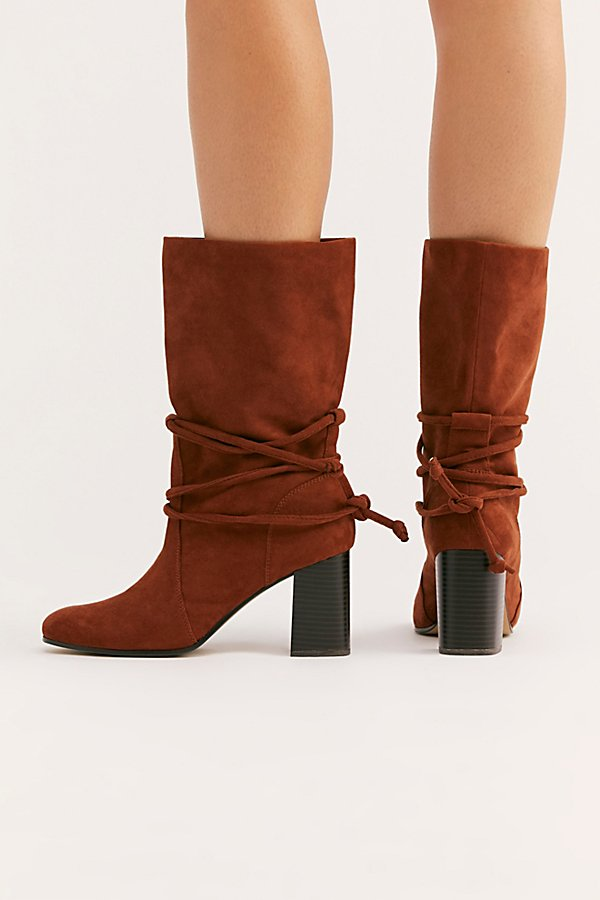 Slide View 3: Vegan Cruz Ankle Boot