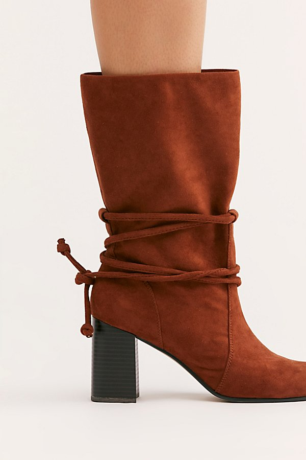 Slide View 4: Vegan Cruz Ankle Boot
