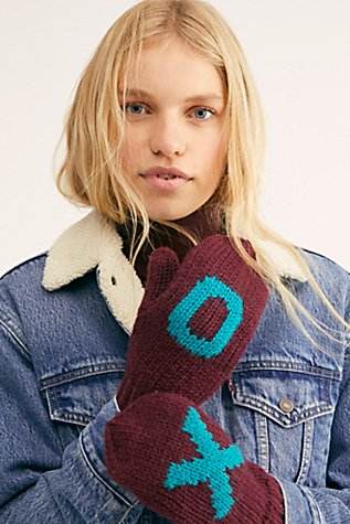Love Is Love Mitten by Free People