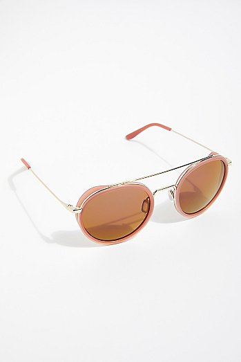 Vuarnet Edge Round Sunglasses
