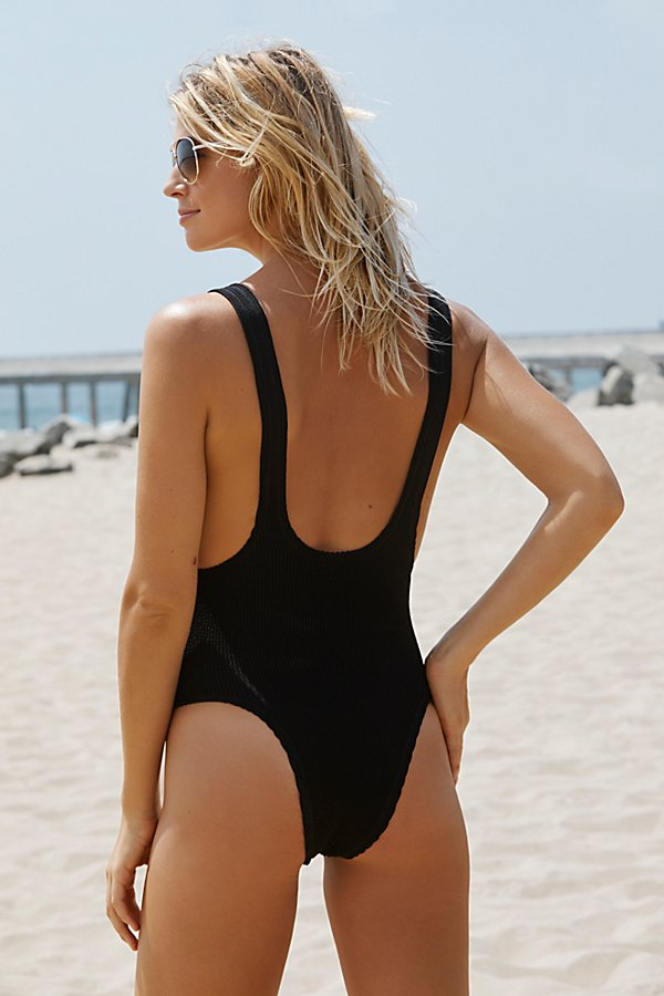 Slide View 2: Ruby Scrunch One-Piece Swimsuit