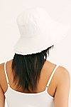 Thumbnail View 3: Cast Away Fringe Bucket Hat