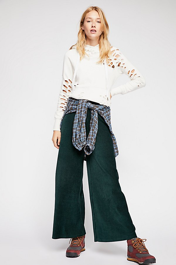 Slide View 2: Bambi Wide Leg Trousers