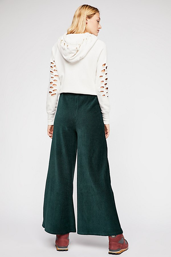 Slide View 3: Bambi Wide Leg Trousers