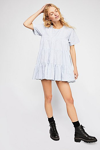 Playful Days Tiered Tunic