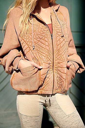 Juliet Quilted Jacket