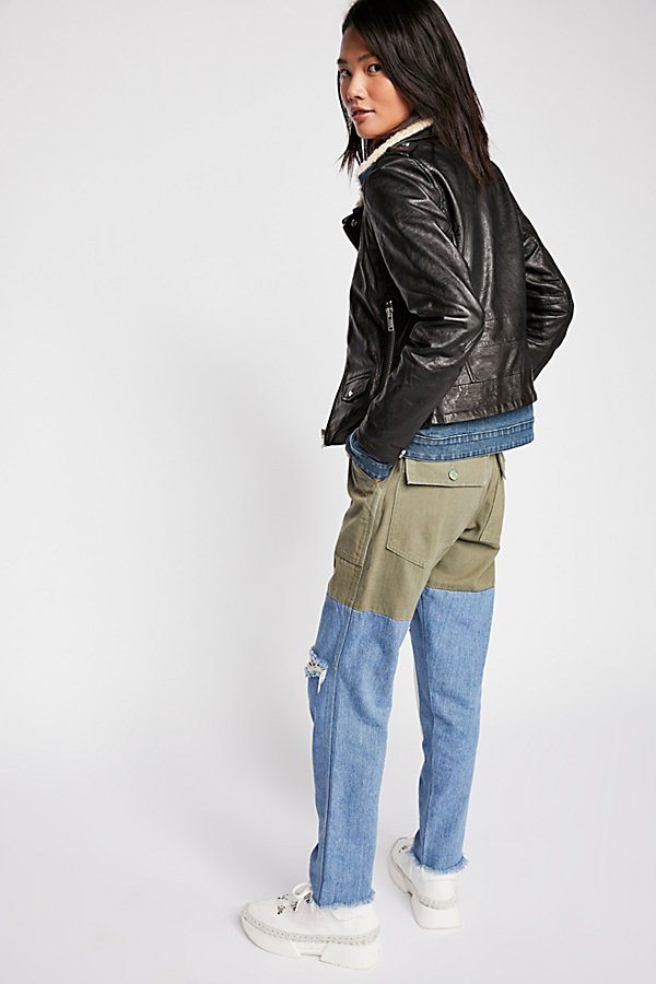 Slide View 2: Slouch Cargo Trouser